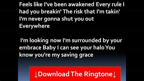 downloading halo by beyonce audioget beyonce halo lyrics youtube