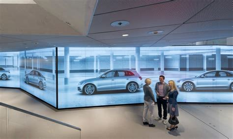 Audi Opens Digital Showroom In Berlin