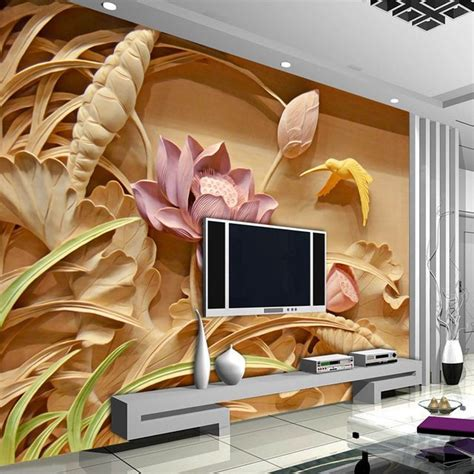 3d wall mural 1000 ideas about custom wall murals on flower