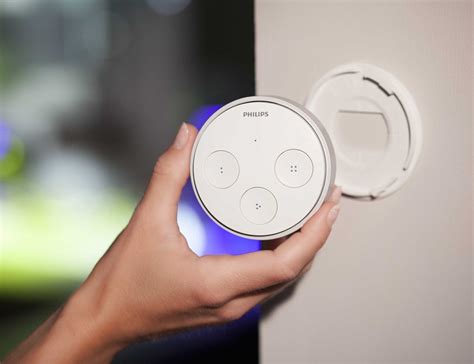 philips hue controls lights with a smartphone philips hue tap easier control of your wireless lighting