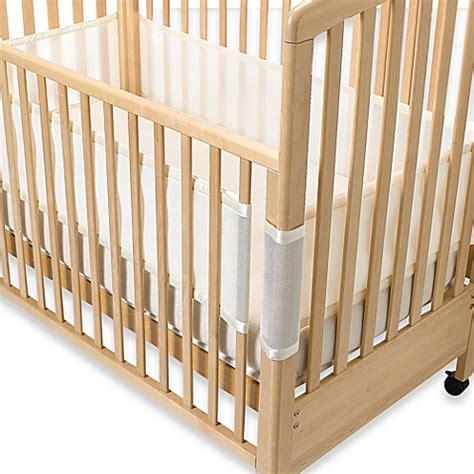 Buy Breathablebaby 174 Breathable Mesh Crib Liner In Ecru Crib Mattress Liner