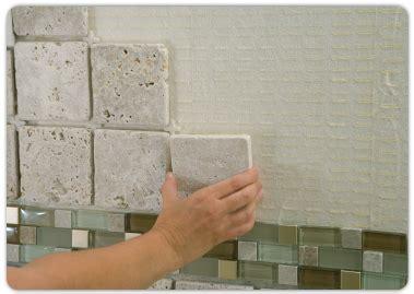 simple mat backsplash home chic home tile installation made easy