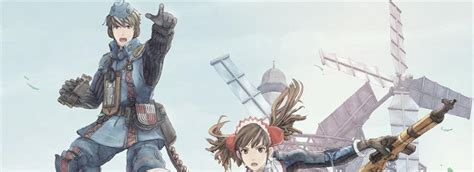 Kaset Ps4 Valkyria Revolution valkyria chronicles sequel valkyria azure revolution announced alongside ps4 remaster gamerz