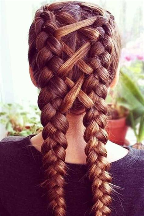 Softball Hairstyles by 15 Best Collection Of Braids Hairstyles For Thick Hair