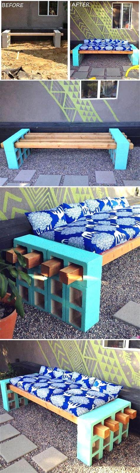 panchina cemento oltre 25 fantastiche idee su panchina in cemento su