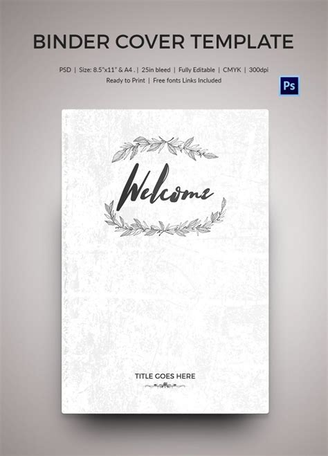 business binder cover templates business binder cover templates gallery templates design ideas