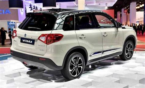 Maruti Suzuki Escudo Price In India All About Maruti Suzuki Vitara Brezza Specs Price And