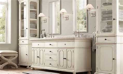 Restoration Hardware Bathroom Furniture Restoration Hardware Bathroom Furniture Home Design Idea Bathroom Ideas Restoration Hardware