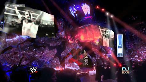 torrie wilson entrance video 2003 wwe smackdown cm punk entrance 2003 youtube
