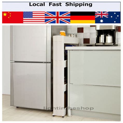 kitchen storage rack aliexpress com buy movable kitchen storage rack slide