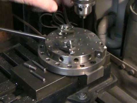rotary milling table youtube