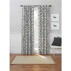 Better Homes Curtains Better Homes And Gardens Marissa Curtain Panel Walmart