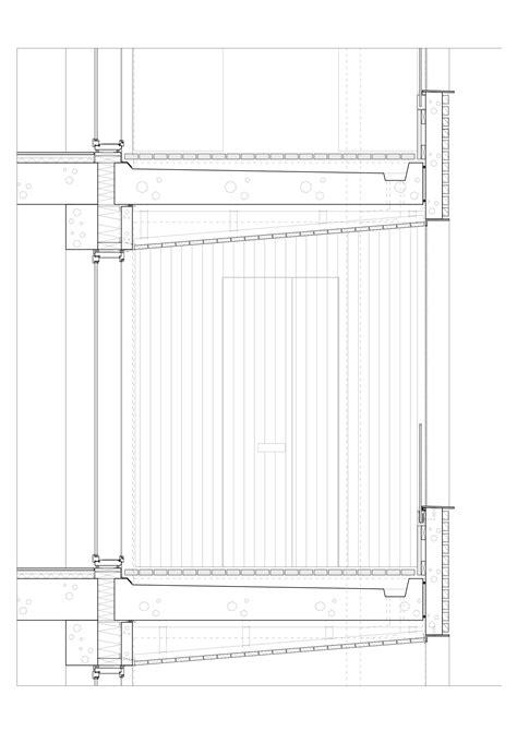 balcony section gallery of kotisaarenkatu housing playa arkkitehdit 23