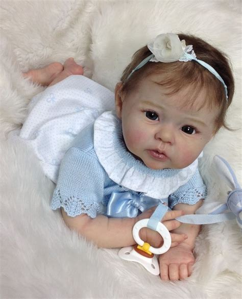 reborn doll reborn doll prototype baby le portrait