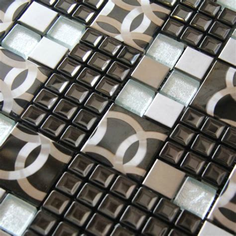 stainless steel wall tiles backsplash stainless steel tile backsplash ssmt271 kitchen mosaic