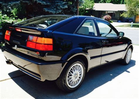 auto air conditioning repair 1992 volkswagen corrado on board diagnostic system 1992 volkswagen corrado slc vr6 very rare only 28 500 miles one owner stock