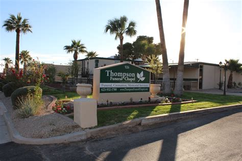 home thompson funeral chapel