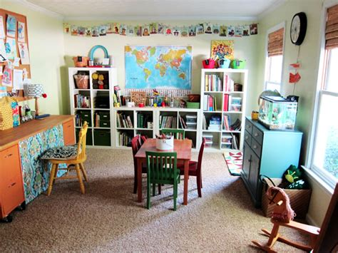 our homeschool room amanda medlin