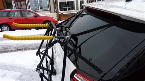 forums c4 towing roof bars bicycle carriers and roof
