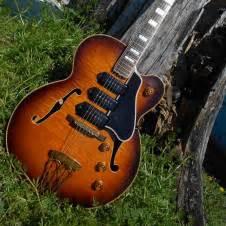 gibson es 5 1953 2 color sunburst celebrity owned | reverb