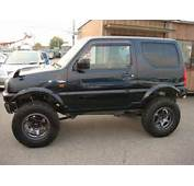 2002 Suzuki Jimny Pictures For Sale