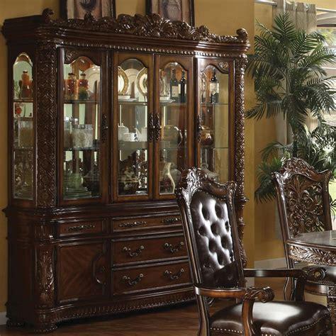 Cabinet Vendome by Acme Furniture Vendome 60006 Traditional Hutch Buffet