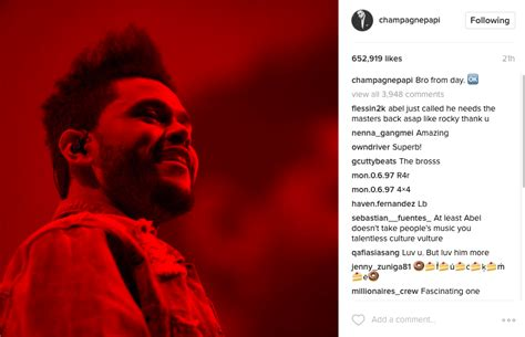 the weeknd st week sales drake the weeknd reunion finally comes full circle
