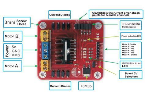 tutorial l298n arduino l298n stepper motor driver board arduino supported
