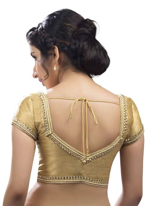 Blouse Moti buy moti laced ready made padded stitched blouse