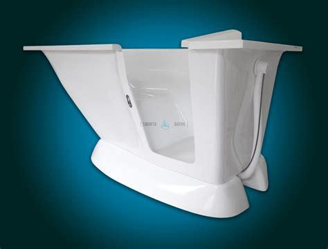 small shower seat with back modern walk in bath for stylish bathroom smooth baths
