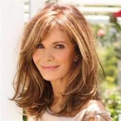 medium layered hairstyles for 50 50 phenomenal hairstyles for women over 50 hair motive