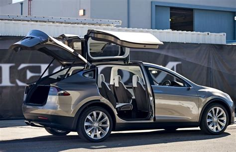 Tesla Model X Price And Range Best 7 Seater Suv 2016 2017 2018 Best Cars Reviews