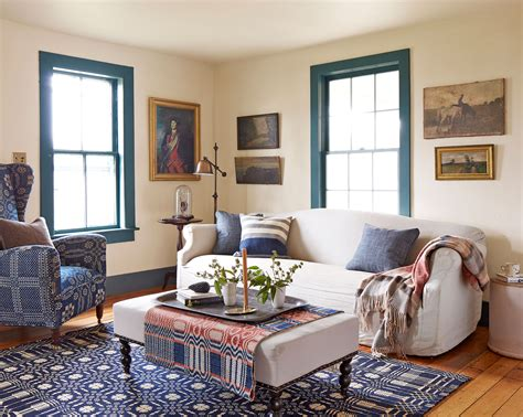 country themed living room decor historical new york farmhouse antique decorating ideas