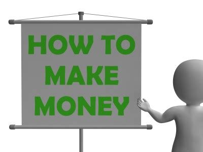 How To Make Money Online At Home - how to make money at home online build passive income wealth