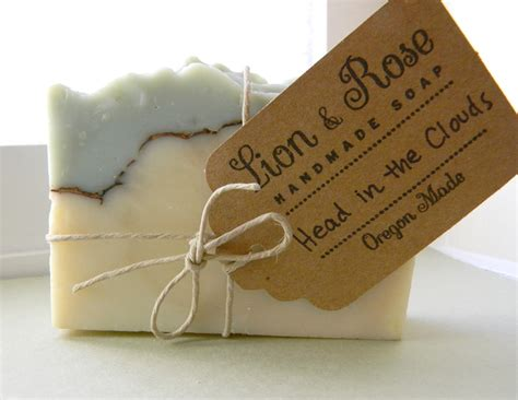 handmade soap soap packaging