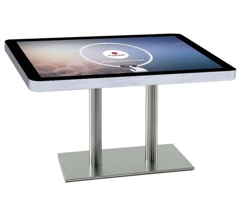 table tactile d n 233 o pour restaurant dymension