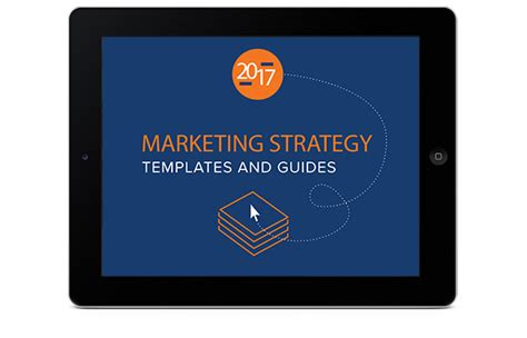 2017 Marketing Strategy Templates Guides Hubspot Marketing Templates
