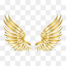 golden wings png images | vectors and psd files | free