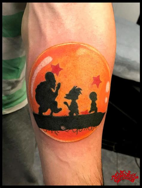 dragon ball nahama tattoo