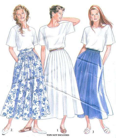 pattern making gathered skirt long gathered skirt sewing pattern 8 20 above ankle