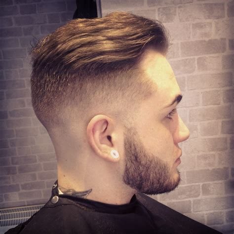 tier haircut mid fade short haircuts for men hairs picture gallery