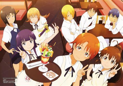 i work anime working review swiip