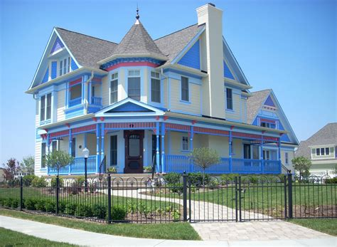 painted houses the wealthy neighborhoods of indianapolis indiana the