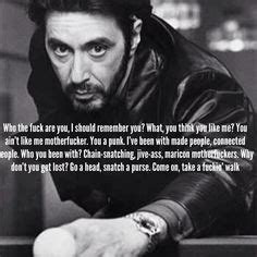 gangster film zitate 1000 images about carlitos way on pinterest carlito s