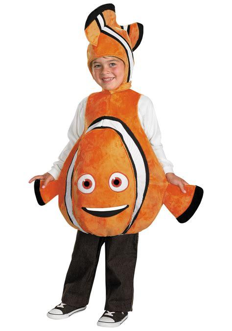 deluxe toddler nemo fish costume finding nemo animal costumes
