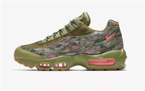Nike Air Max Floral 5 release date nike wmns air max 95 floral camo
