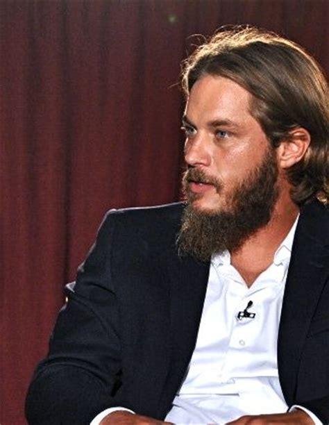 how to shape a beard like travis fimmel travis fimmel vire weekend and vikings on pinterest
