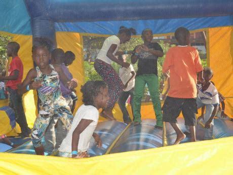 jamaican hairstyles in st thomas jamaica st thomas treat a success news jamaica gleaner