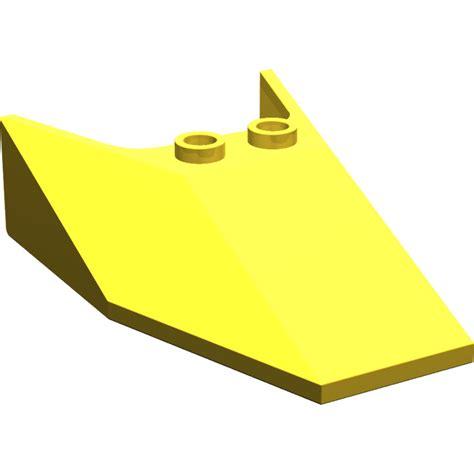 Lego Plane Yellow 1 lego yellow windscreen 6 x 4 x 1 33 airplane 6152 brick owl lego marketplace