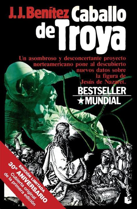 libro caballo de troya 1 caballo de troya 1 jerusal 233 n libros y literatura